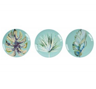 Assiettes-murales-Tissia-Bleu