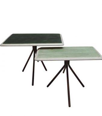 Tables-laquées-vertes