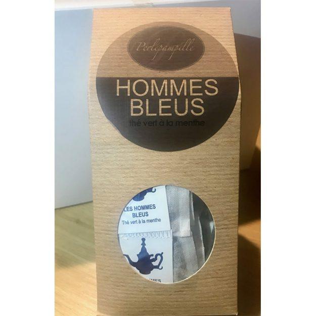 sachet Infusettes Les Hommes Bleus